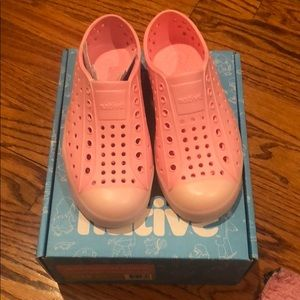 NWT Jefferson Princess Pink Glow Shoes for Girls